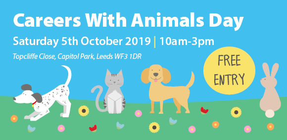 Careers With Animals Day in Leeds