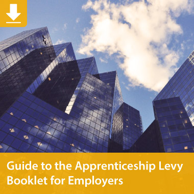 About the apprenticeship levy