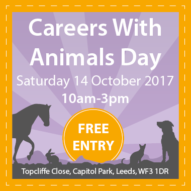 Event: Careers with Animals Day 2017