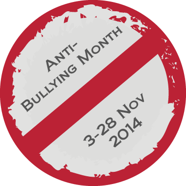 Anti-Bullying Month Logo