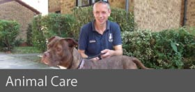 Animal Care courses