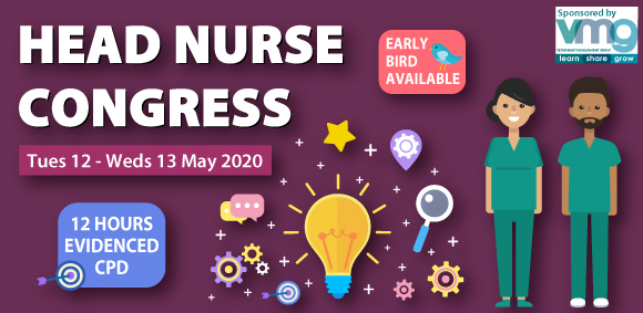 Head Nurse Congress 2020 - CPD event for Veterinary Nurses
