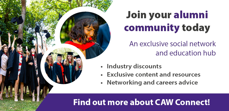 CAW Connect, your new alumni, from The College of Animal Welfare