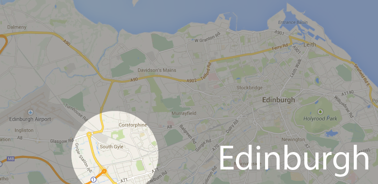 Room hire in Edinburgh
