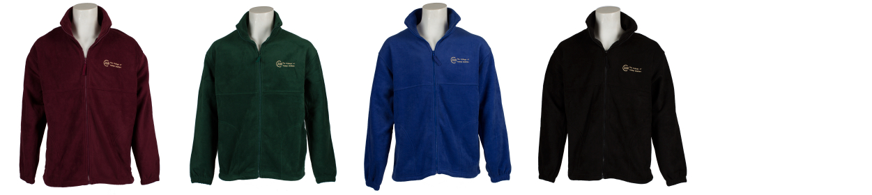 Polar Fleece Full Zip
