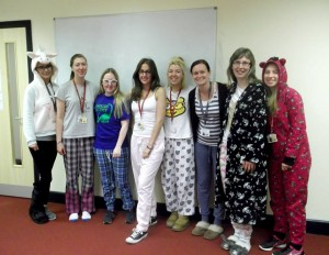 edinburgh pj day 2016