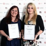 Clinical coach and veterinary nursing student award winners