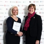 Julie Thomas-Morgan: AAT Level 4 Diploma in Accounting, Personal Achievement Certificate