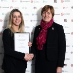 Layla Parsons: Level 2 Diploma for Veterinary Care Assistants, Personal Achievement Certificate