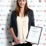 Sarah Jacobs: Level 3 Diploma in Veterinary Nursing, Personal Achievement Certificate