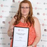 Cathy Owen: Level 3 Diploma in Veterinary Nursing, Personal Achievement Certificate