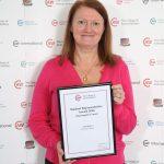 Donna Gibson: Student Representative Award (Huntingdon)