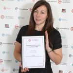 Jessica Glading: Level 3 Diploma in Veterinary Nursing, Personal Achievement Certificate