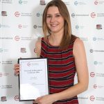 Kerry Trimble: Level 3 Diploma in Veterinary Nursing, Personal Achievement Certificate