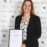 Leah Walters: Level 3 Diploma in Veterinary Nursing, Personal Achievement Certificate