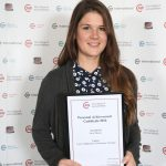 Lucy Emson: Level 3 Diploma in Veterinary Nursing, Personal Achievement Certificate