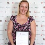 Natalie Mostowyj: Level 3 Diploma in Veterinary Nursing, Personal Achievement Certificate