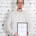 Robert Brown: Level 3 Diploma in Veterinary Nursing, Personal Achievement Certificate