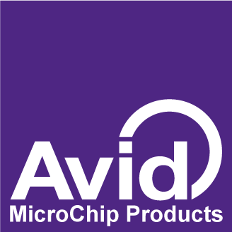 In association with Avid Microchip products