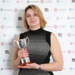 Liubove Mogilenko: AAT Level 4 Accounting Best Student