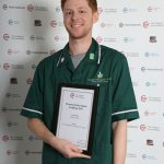 Gregory Carter: Level 3 Diploma in Veterinary Nursing, Personal Achievement Certificate