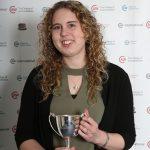 Kate Elshaw: Best Veterinary Nursing 1st Year Student (Leeds)