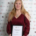 Jennifer Ulitzka: Level 3 Diploma in Veterinary Nursing, Personal Achievement Certificate
