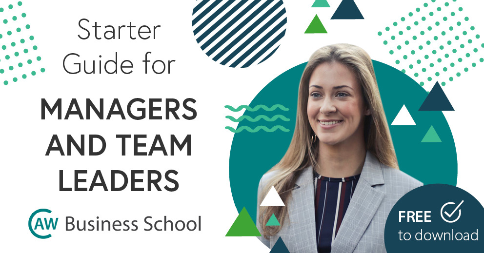 Starter Guide for New and Aspiring Managers and Team Leaders