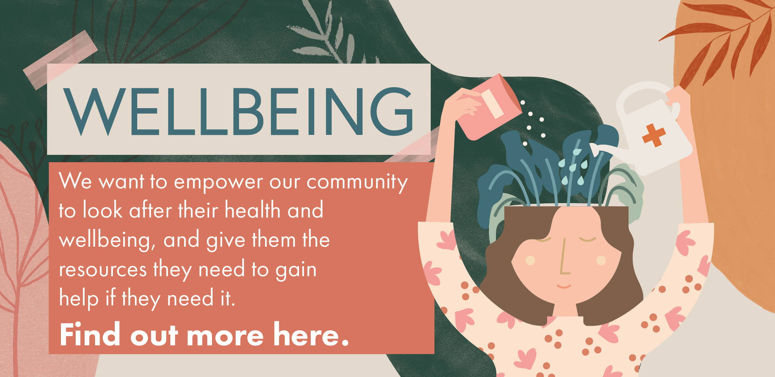Wellbeing - Resources for students