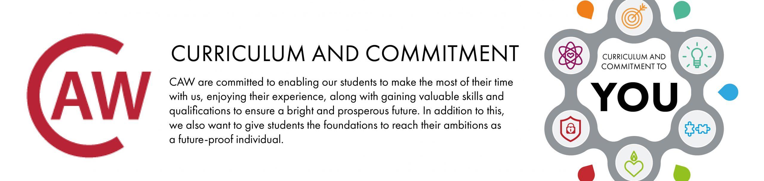 CAW Curriculum Commitment