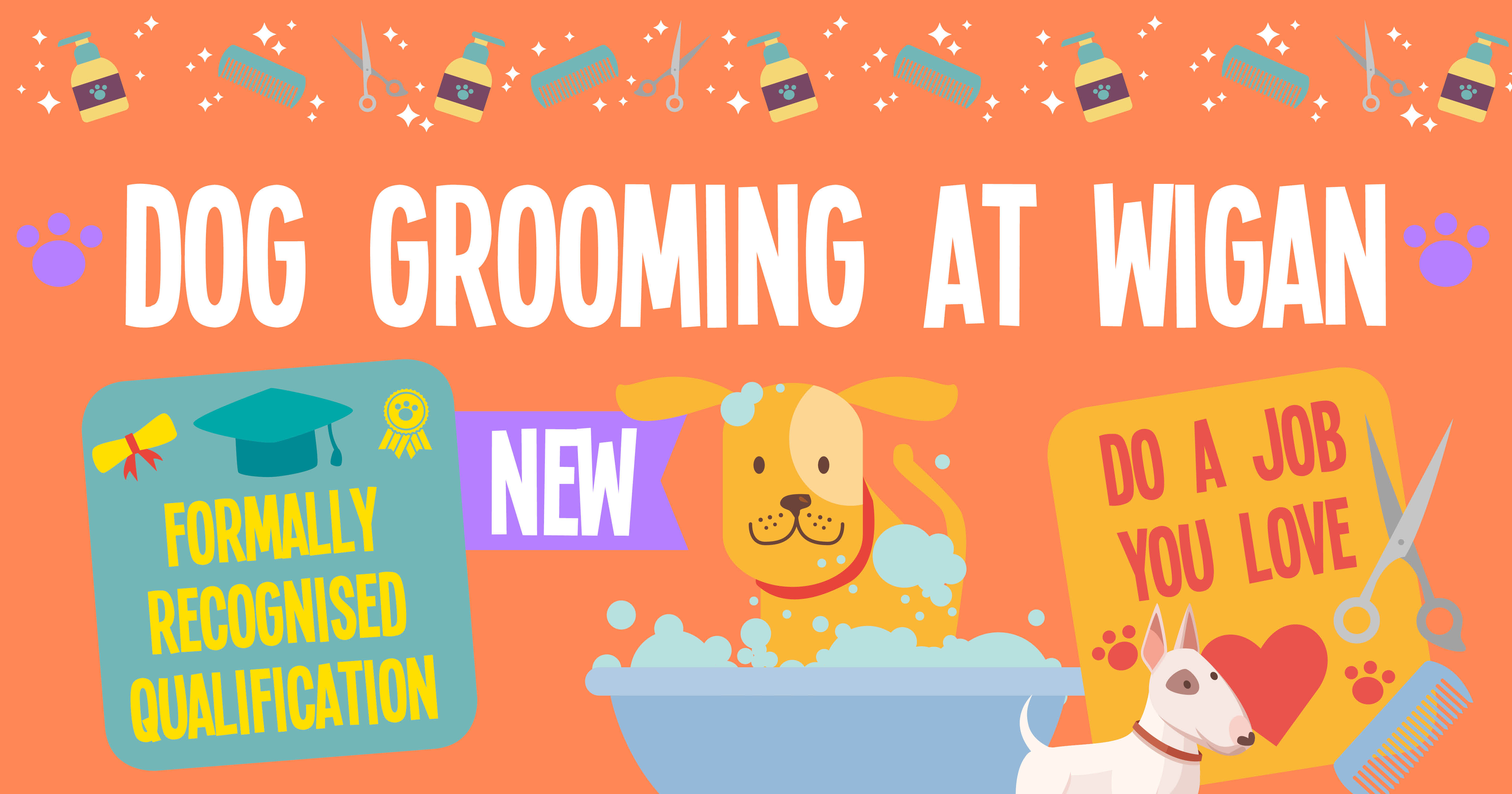 CAW Grooming School Expands to Wigan