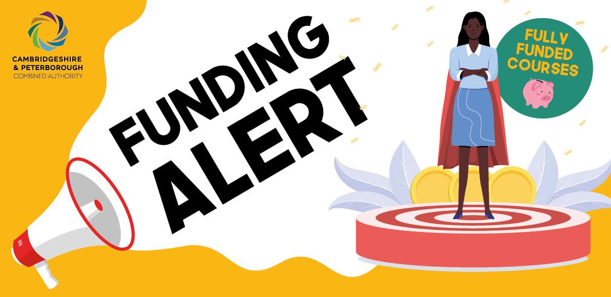 Funding Alert